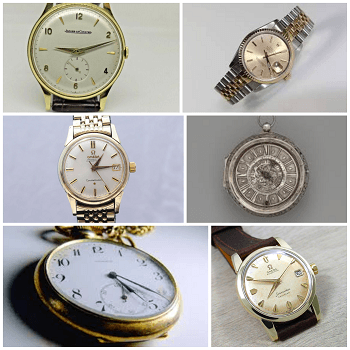 Sell Rolex Omega etc. Vintage or Modern Watch Buyers