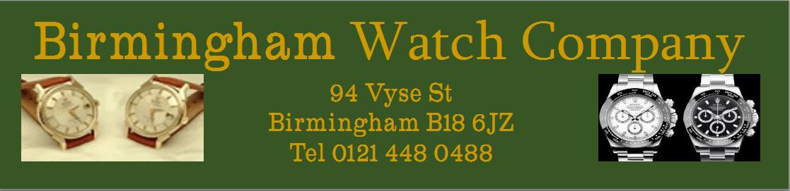 Birmingham Watch Company