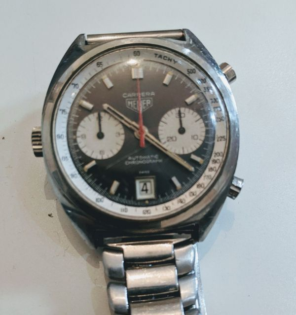 Sell a Vintage Chronograph Watch -  Vintage Watch-Buyers