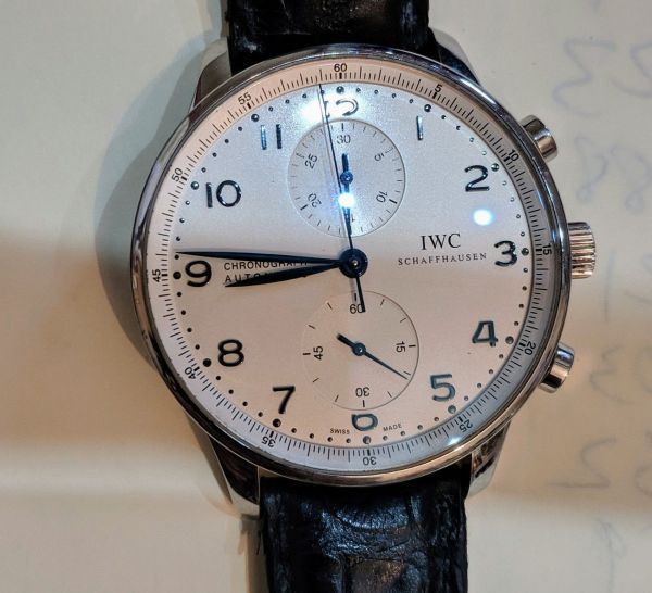 Sell a Vintage IWC Watch - Vintage IWC Buyers