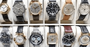 Vintage Watch Buyers -Sell a Vintage watch