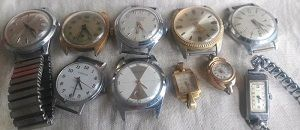 Sell A Rolex, Omega, Seiko etc Wind-Up Watch